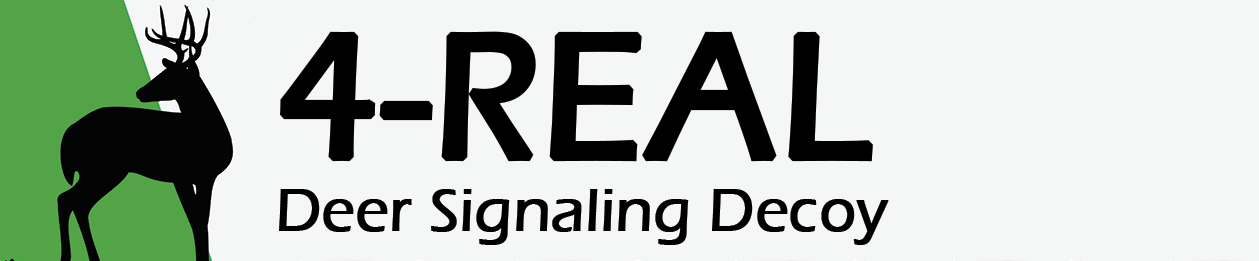 4-Real Deer Signaling Decoy